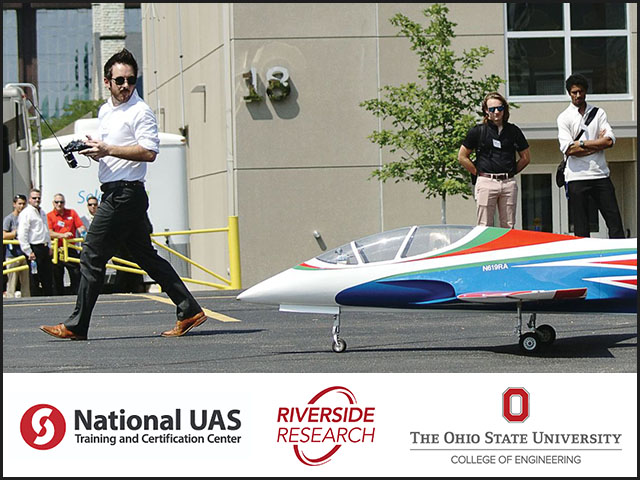 Riverside Research Proudly Sponsors Unmanned Systems Academic Summit