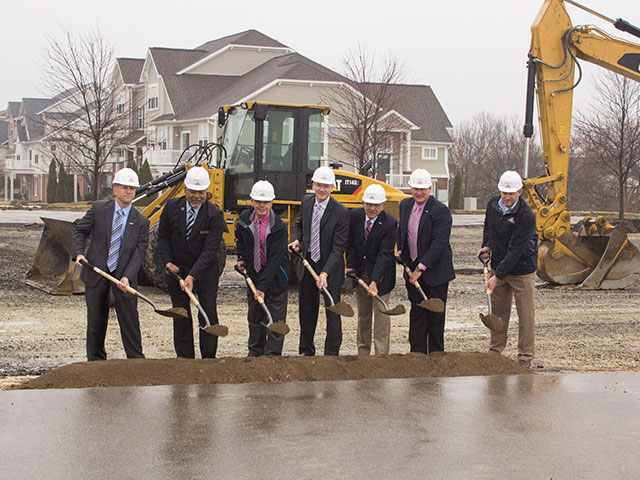 Riverside Research Breaks Ground on New Lab Facilities at Dayton Research Center