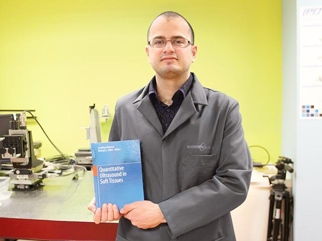 Dr. Jonathan Mamou Co-Edits New Biomedical Science Book by Springer