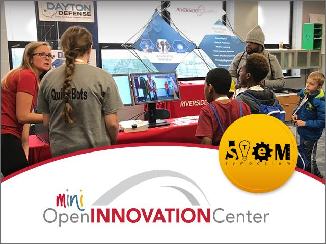 Riverside Research Presents the Mini-Open Innovation Center at Upcoming STEM Symposium