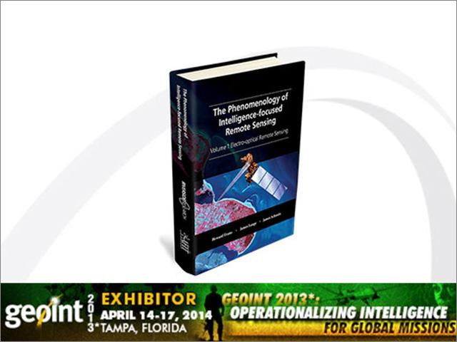 First-of-its-kind remote sensing textbook to debut at GEOINT 2013